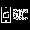 Smart Film Academy Logo - Blanco